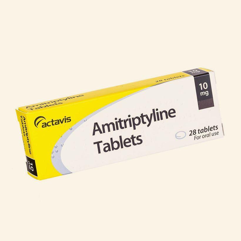 migraine medicine amitriptyline